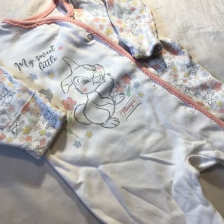 0-3 Month Thumper Sleepsuit.